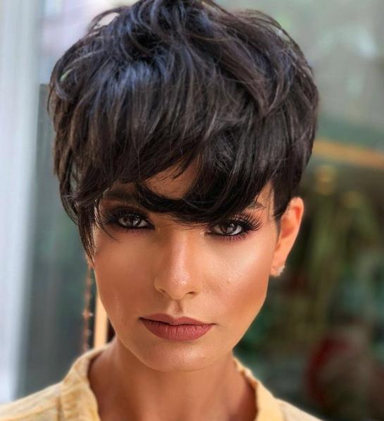 Die schönsten Kurzhaar-Frisuren 2021