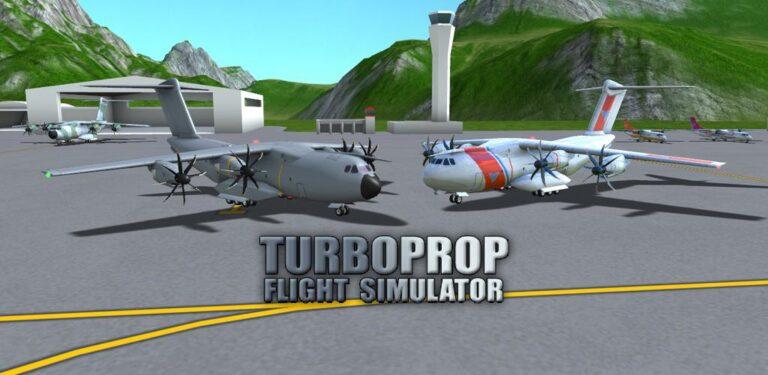 Turboprop Flight Simulator Mod APK - Computer News