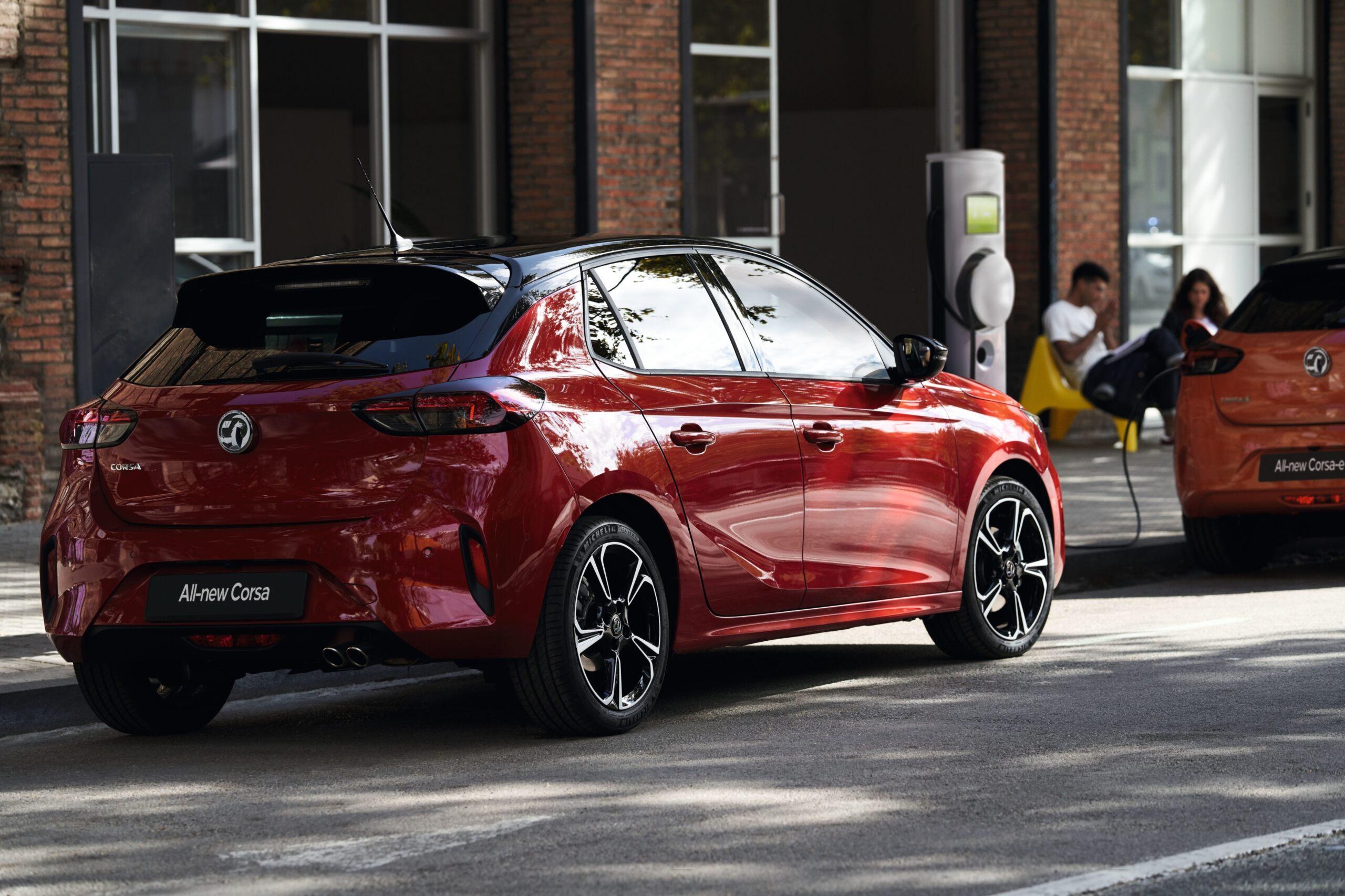 Vauxhall Corsa e Corsa-e 2021: aggiornati prezzi e ...