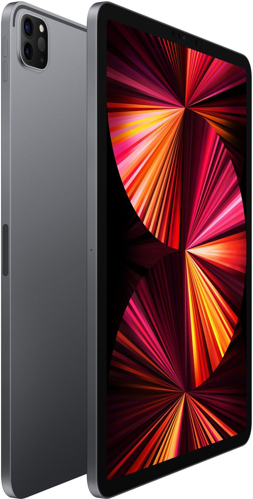 """Apple iPad Pro (2021) Wi-Fi 11"""" M1 128GB Rymdgrå ..."""