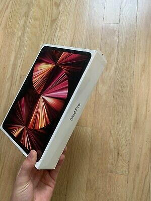 Apple iPad Pro 3rd Gen 128GB - 2021 - Wi-Fi - 11 in ...