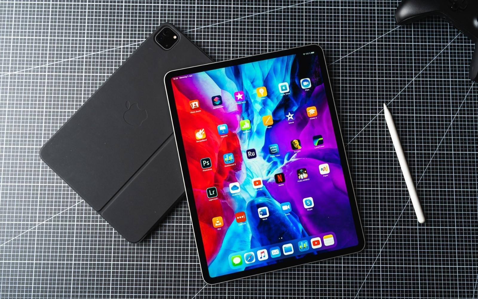 """Máy tính bảng Apple iPad Pro 12.9"""" - (2020) - wifi - 128GB ..."""
