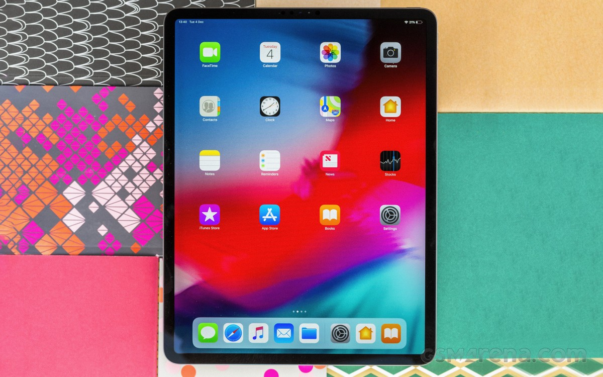 Apple to release iPad Pro with OLED display in H2 of 2021 ...