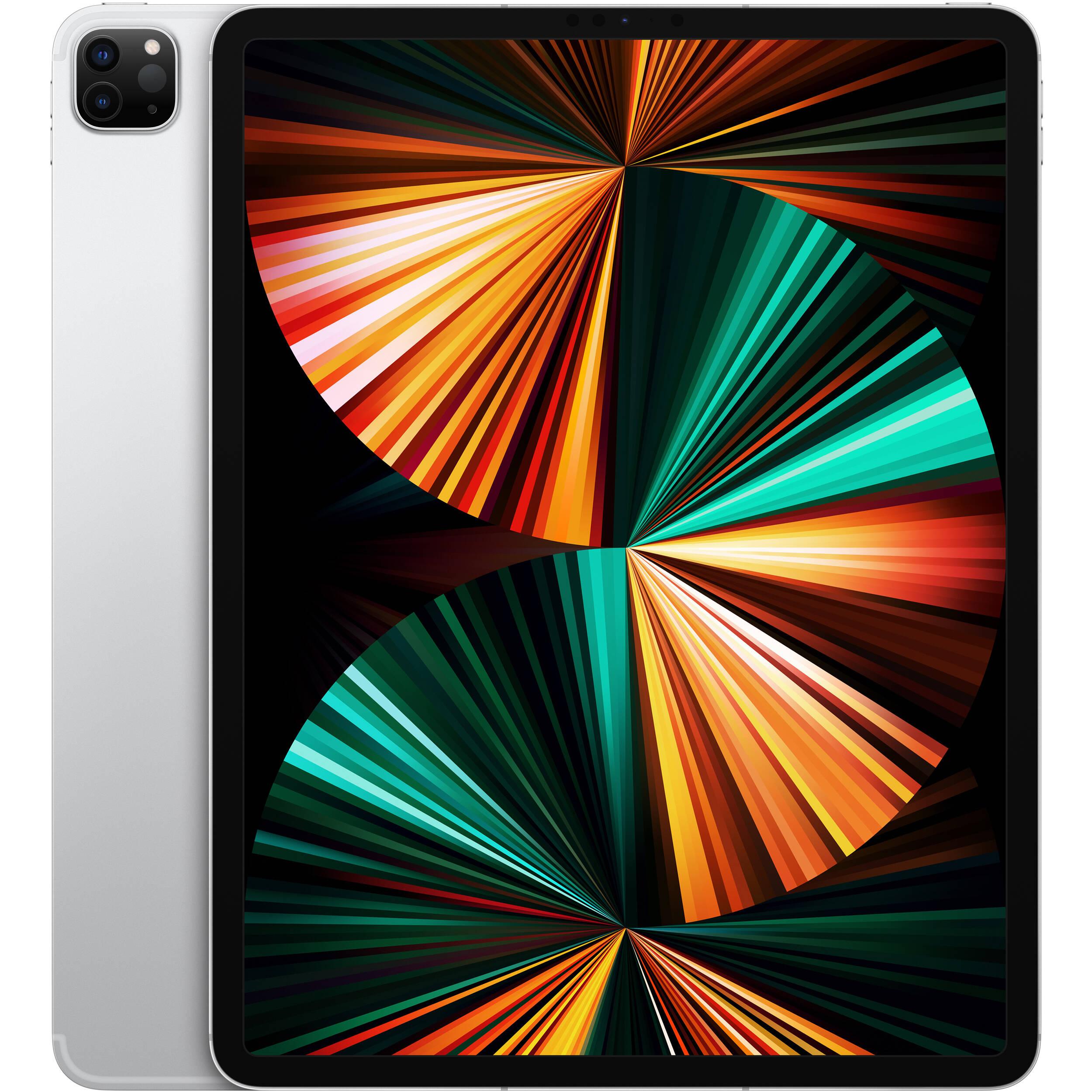 "Apple 12.9"" iPad Pro M1 Chip MHP53LL/A B&H Photo Video"