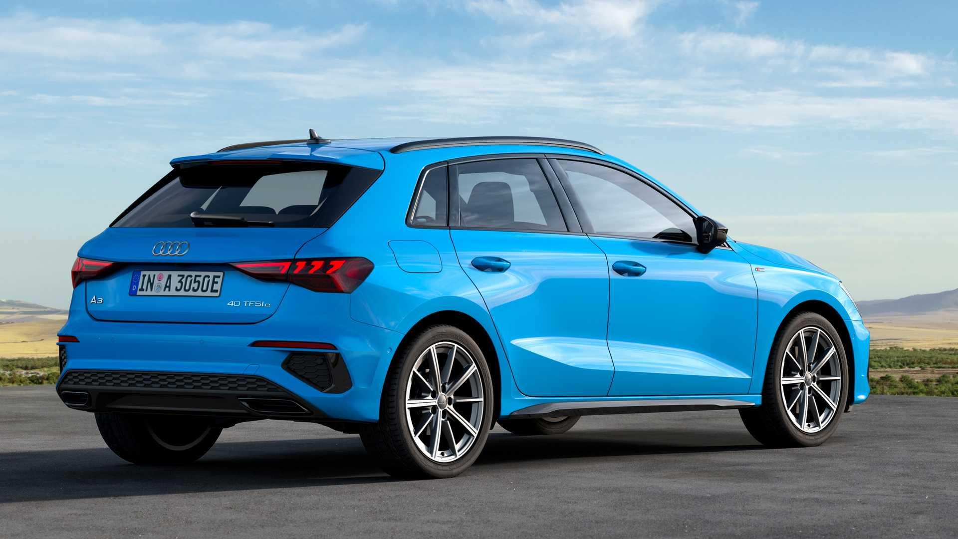 Audi A3 Sportback 40 TFSI e (2021): Plug-in-Hybrid schafft ...