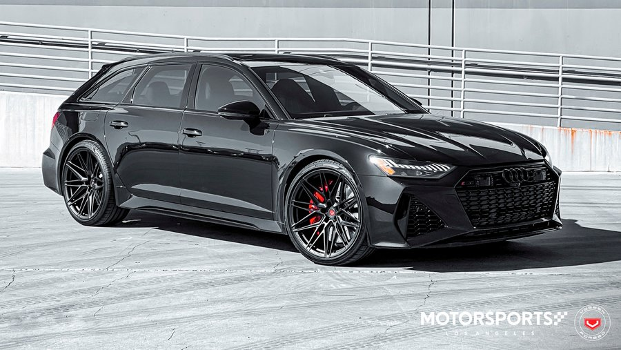 2021 Audi RS6 Avant - Vossen Forged Series - Photoshoot -# ...