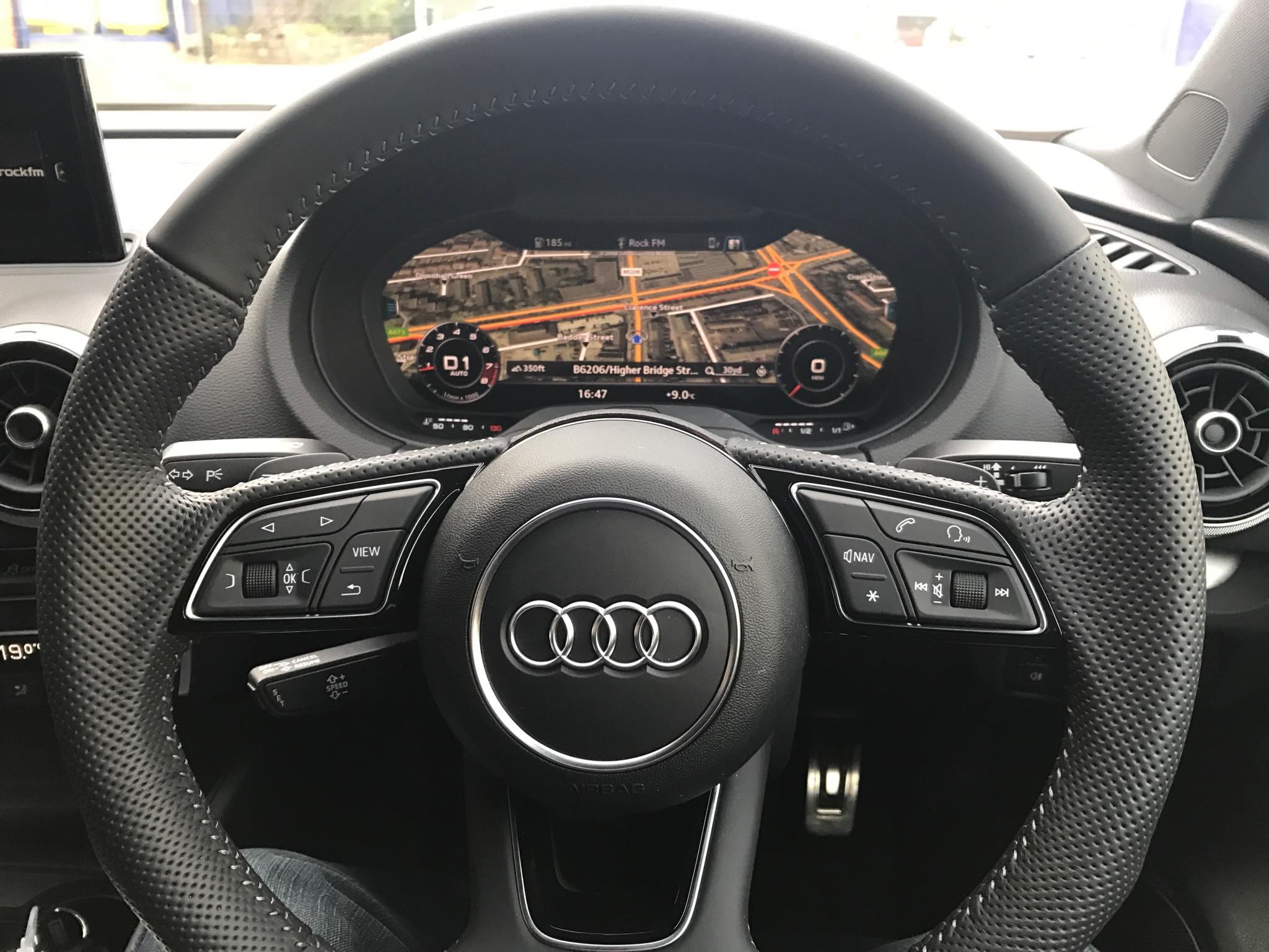 Facelift - Virtual Cockpit Cleaning | Audi-Sport.net