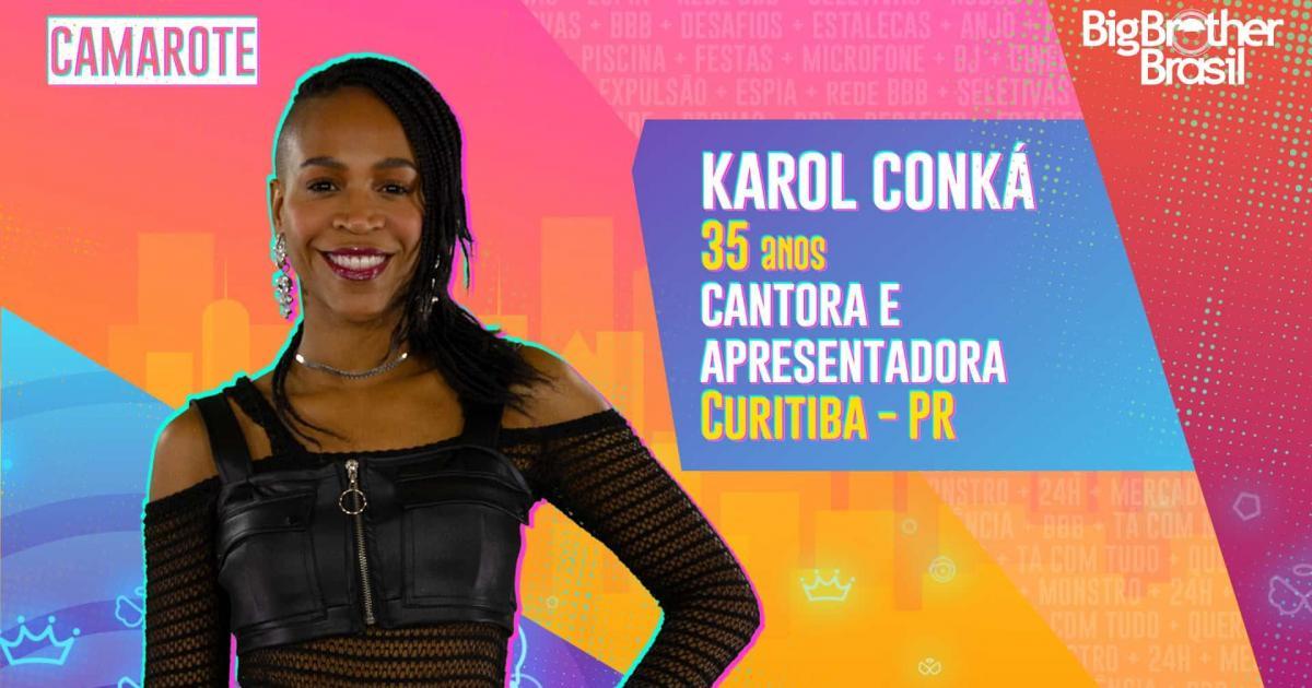 Como Karol Conká se tornou uma das maiores vilãs da ...