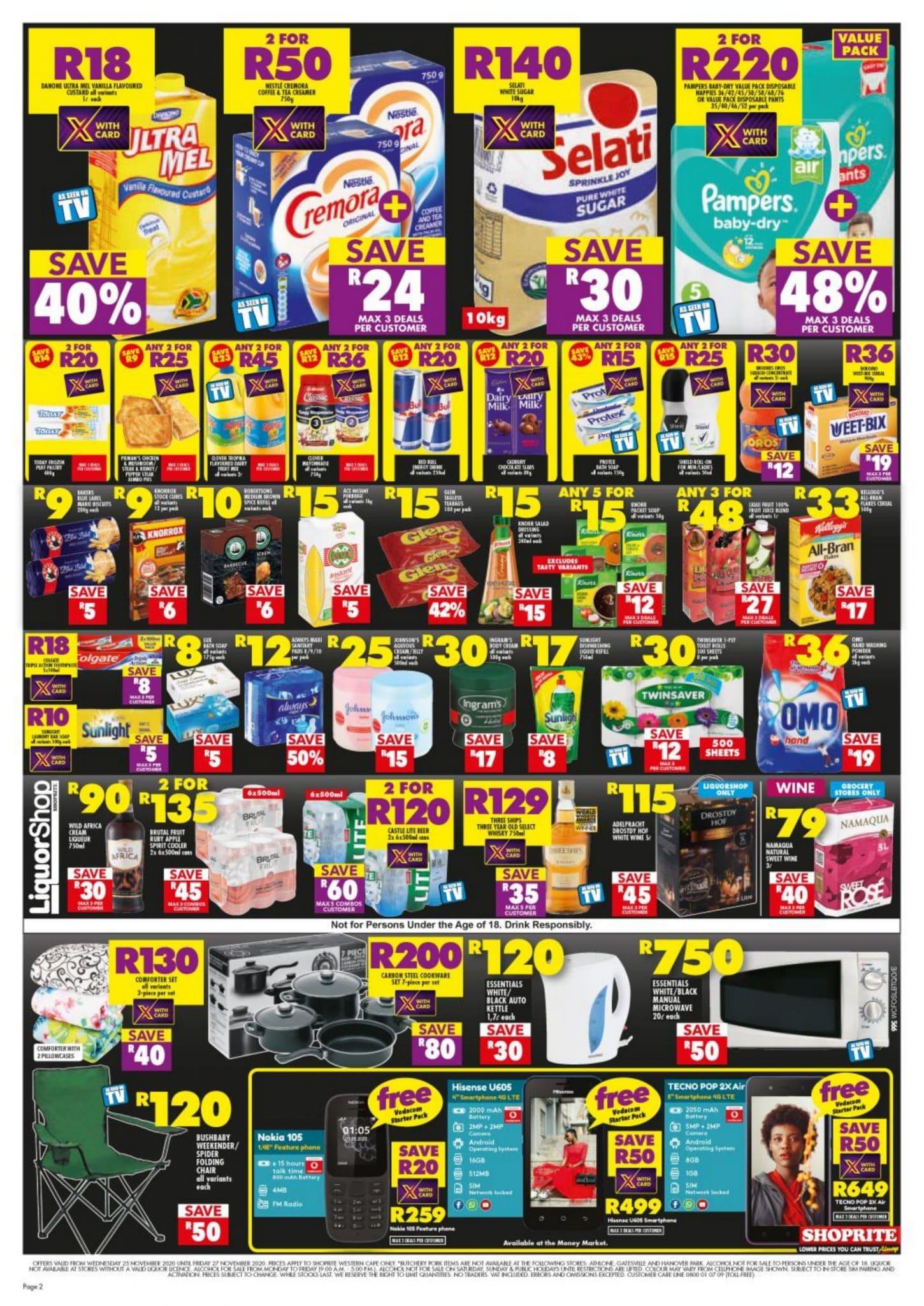 Shoprite Black Friday Deals & Specials 2021