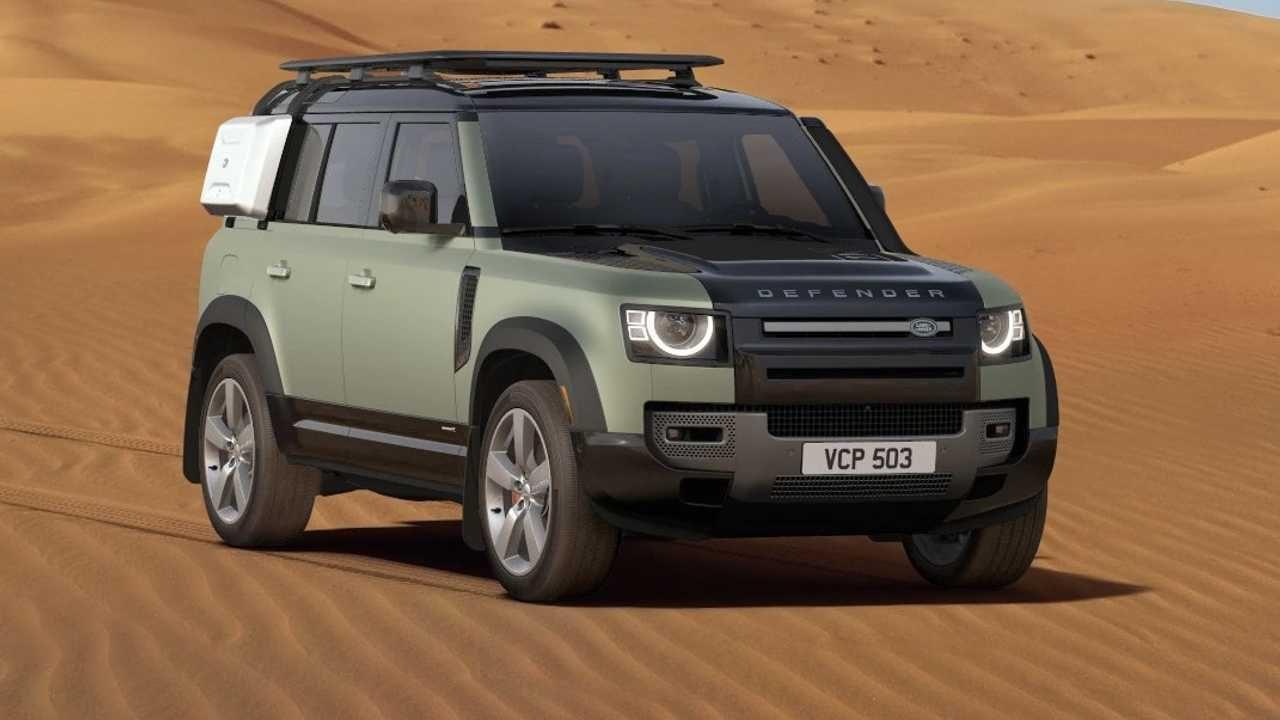 Land Rover Defender: nel 2020 inizia una nuova era, anche ...