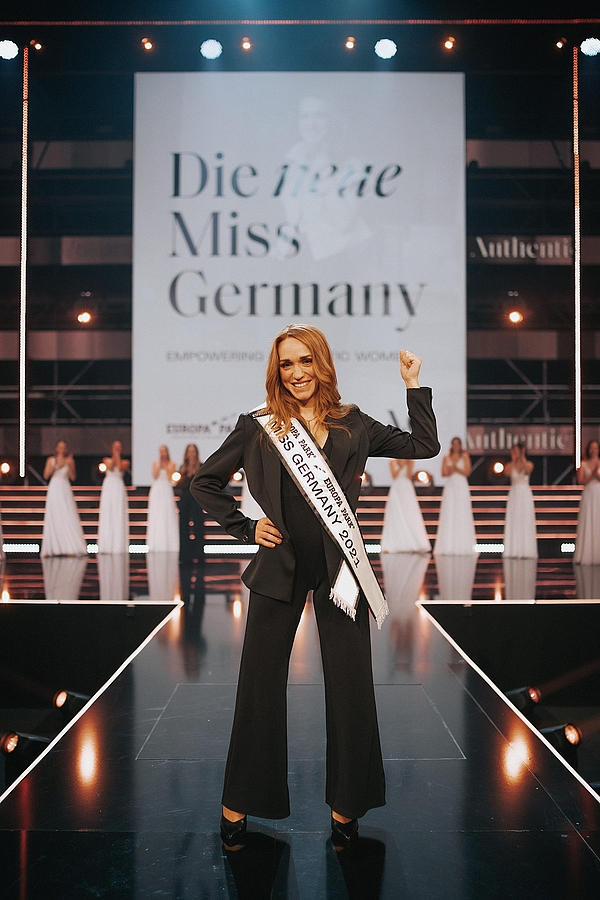Anja Kallenbach ist Miss Germany 2021   Speyer Kurier ...