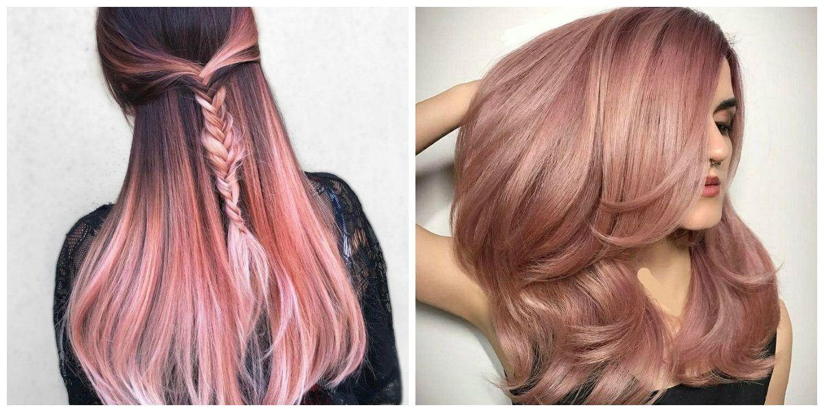 Frisuren 2021 Haarfarben Trends 2021 Damen