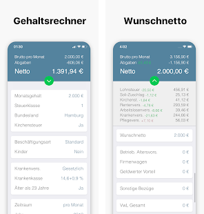 Bruno - Brutto Netto Rechner 2021 Apk Download for Android ...