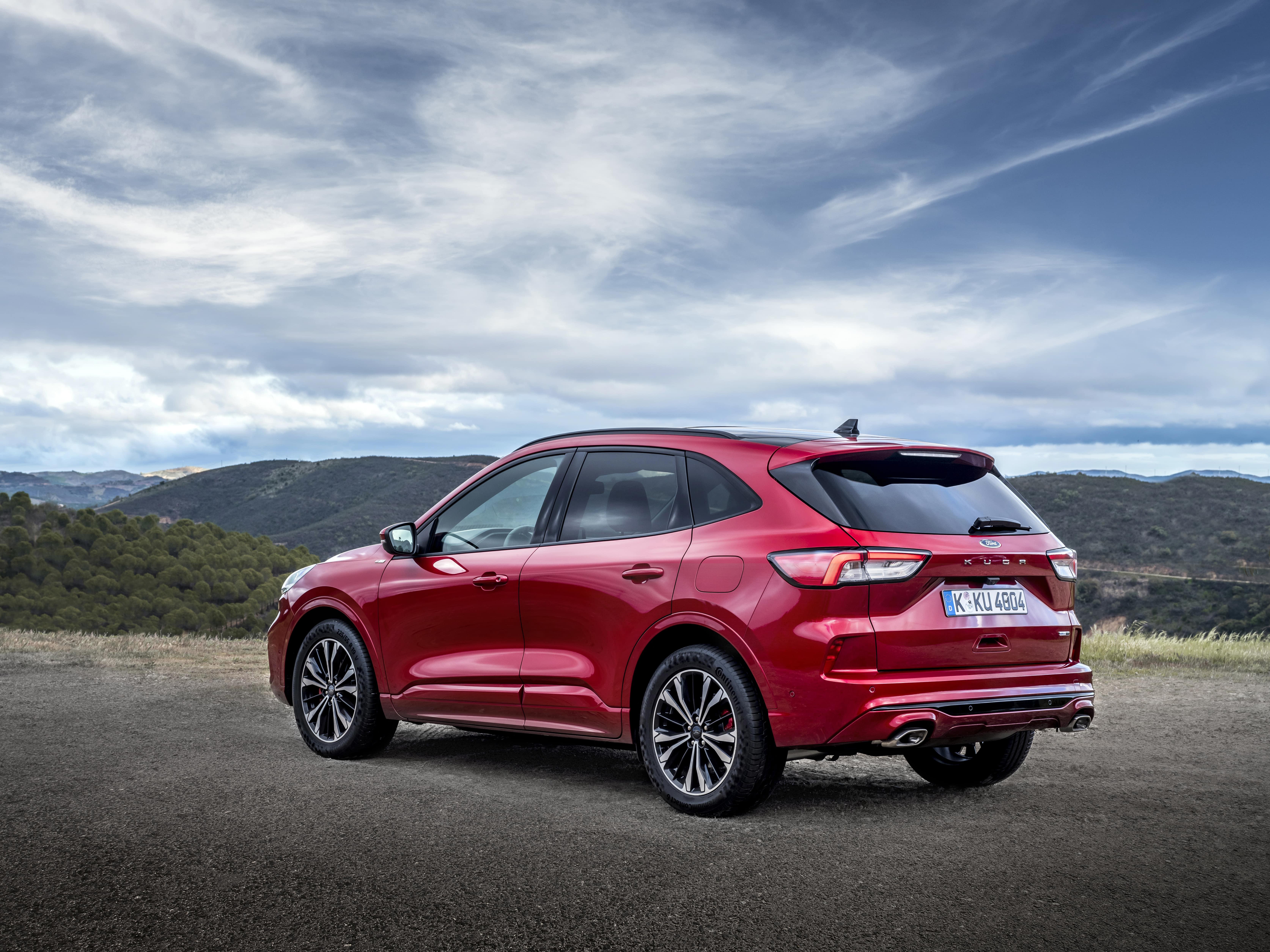 Le Nouveau Ford Kuga élu « Car of the Year 2021 » au Maroc ...