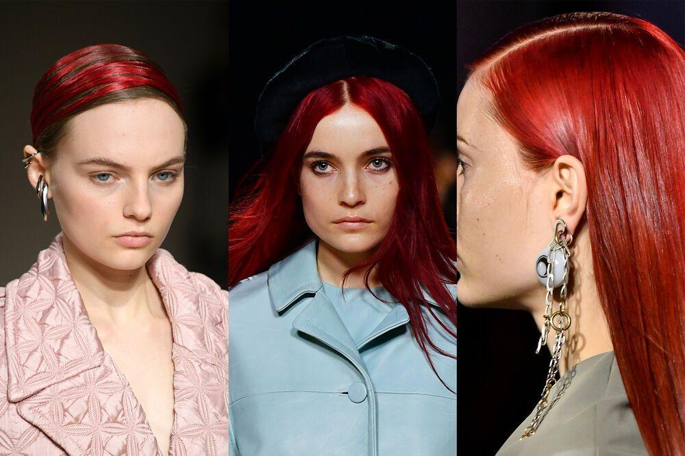 Haarfarben-Trends Herbst/Winter 2020/2021: Die Top 5 | GLAMOUR