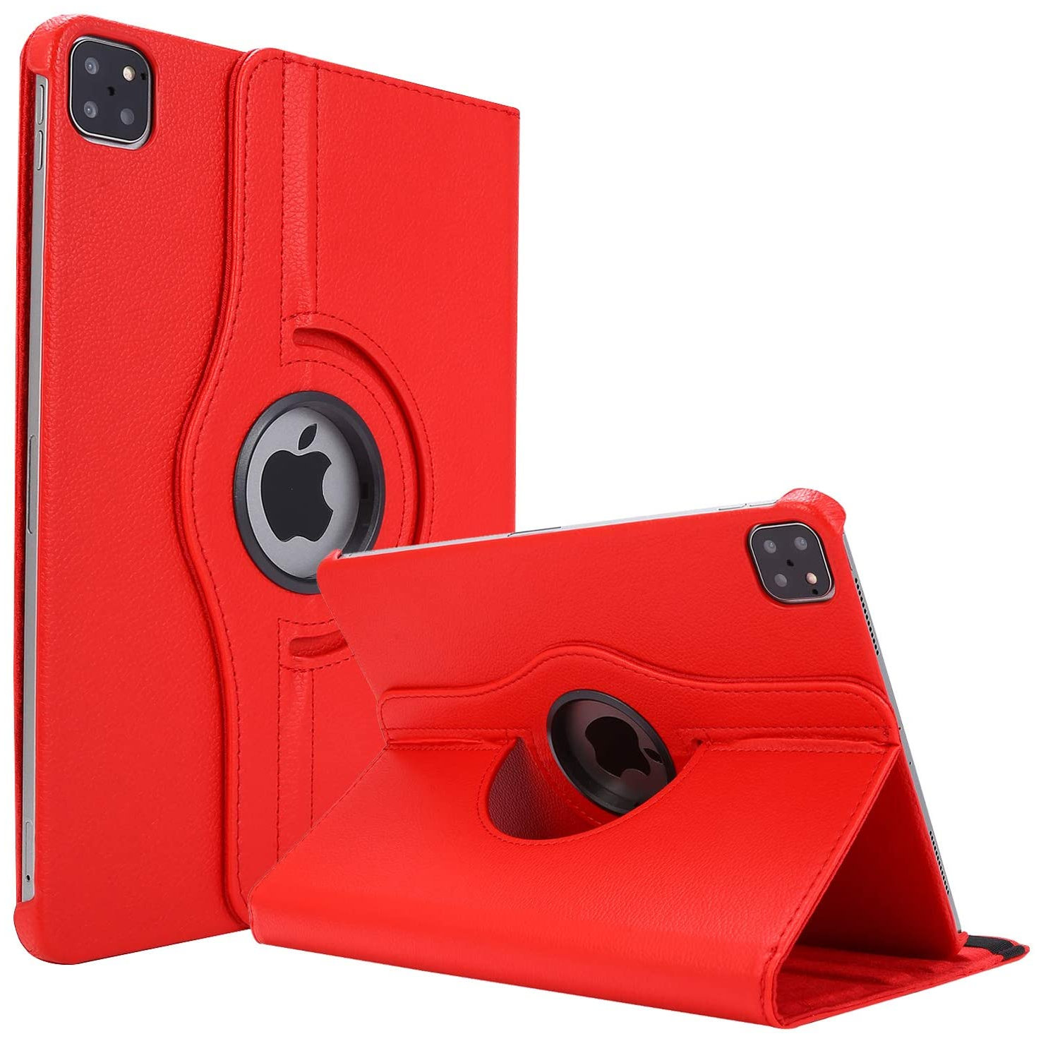 360 Degree Smart Rotating Leather Case for iPad Pro 11 ...
