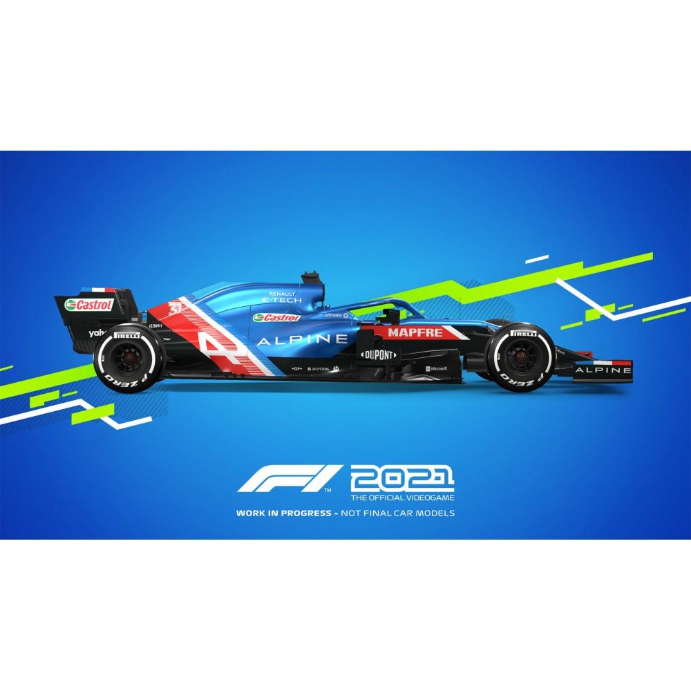 F1 2021 (Formula 1) - Prevendita PS4 [Versione EU ...