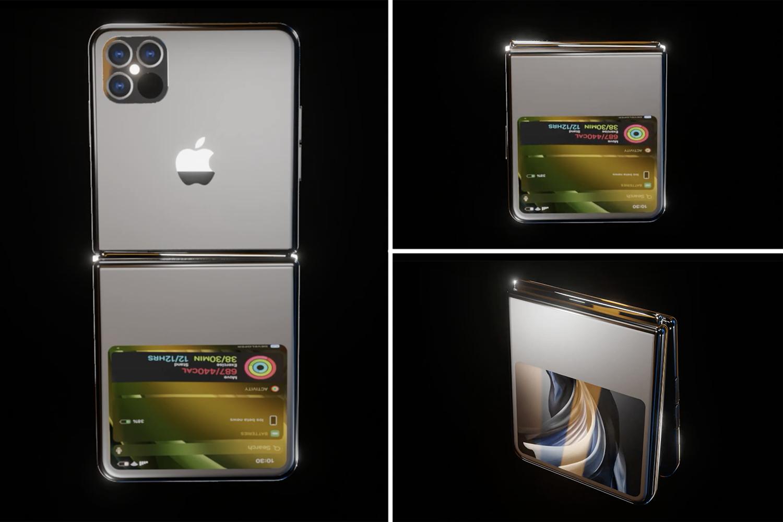 Incredible 'iPhone Flip' concept reveals 5G handset that ...