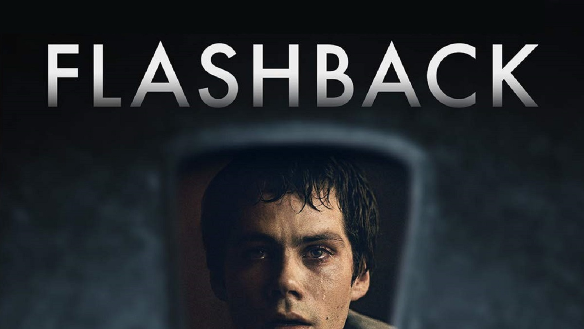 2021 film Flashback with Dylan O'Brien on Blu-ray in June ...