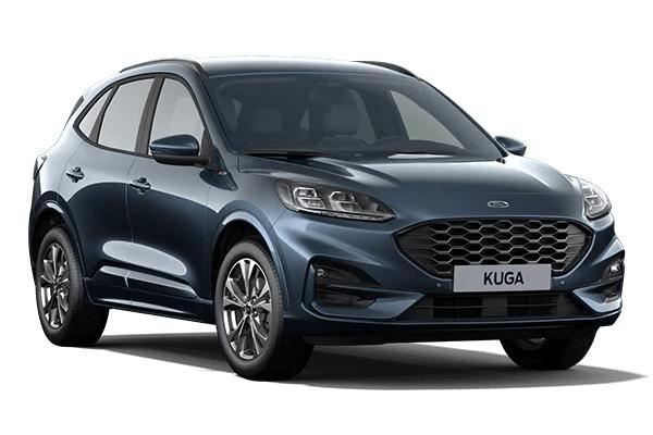 Ford Kuga 2020 - Размеры колеc и шин, PCD, вылет диска и ...