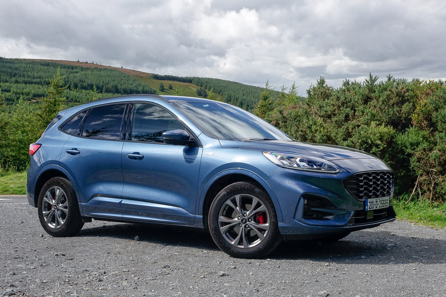 Ford Kuga 1.5 EcoBlue diesel (2020) | Reviews | Complete Car