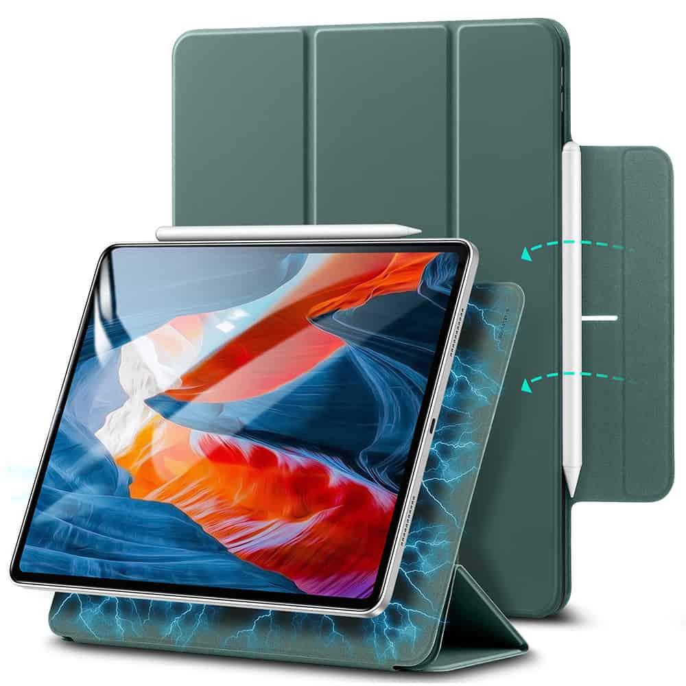 iPad Pro 12.9 2021 Rebound Magnetic Slim Case - ESR