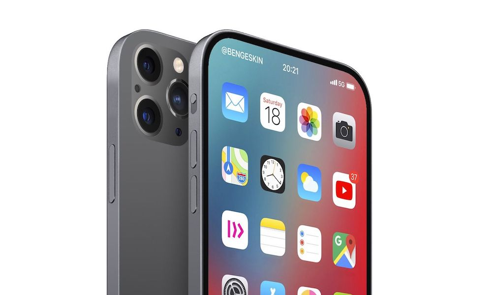 'iPhone SE 2 Plus' with Power Button Touch ID and No Notch ...