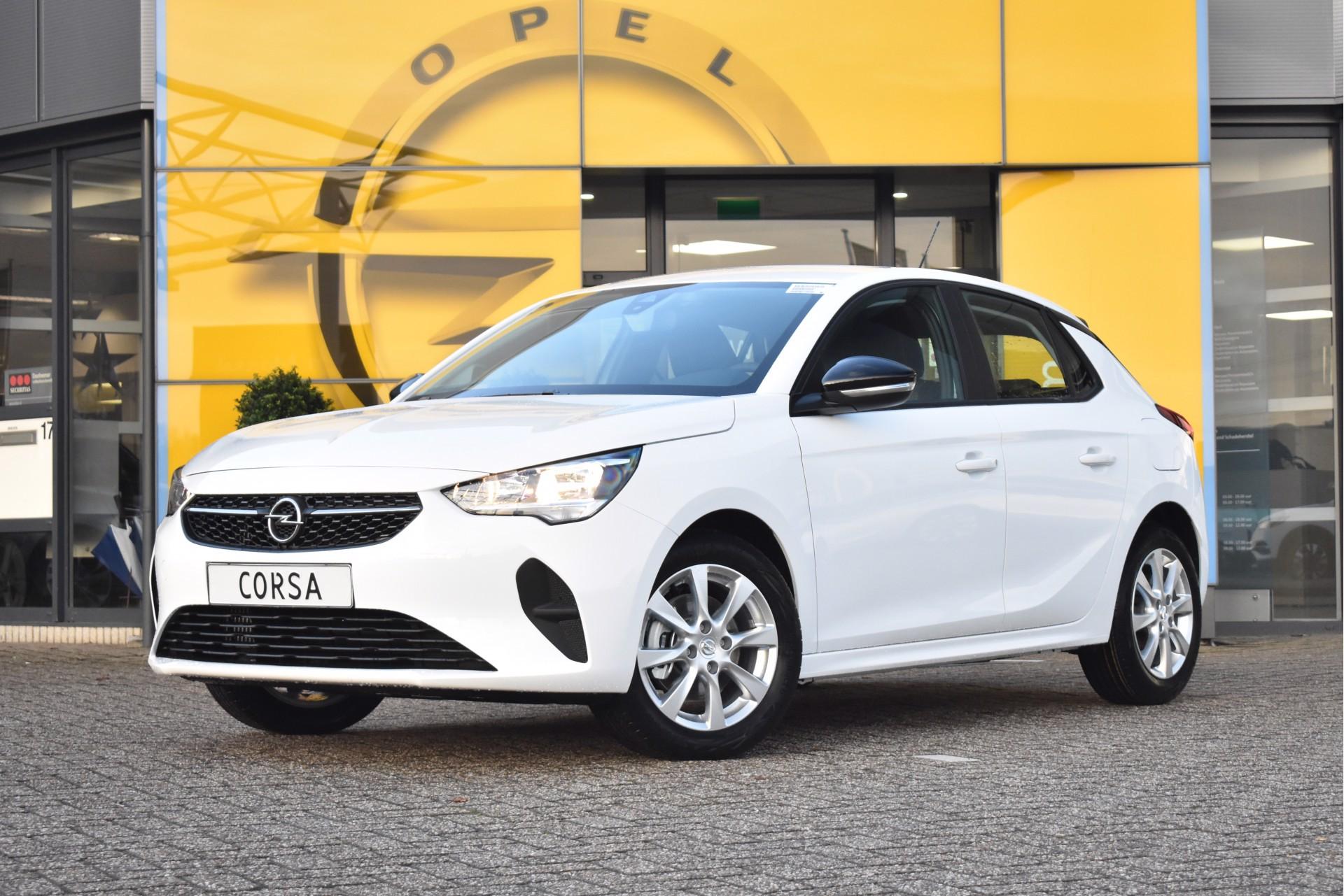 Opel Corsa 1.2 100 Pk Edition 2021 nieuw kopen   Auto.nl