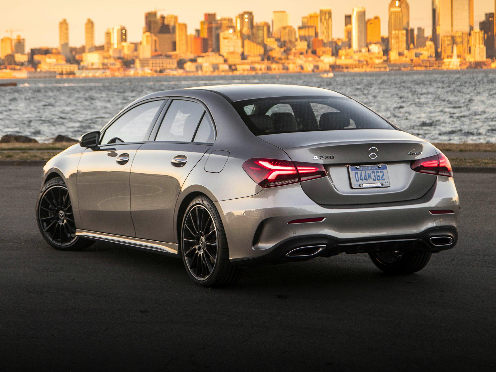 2021 Mercedes-Benz A-Class Deals, Prices, Incentives ...