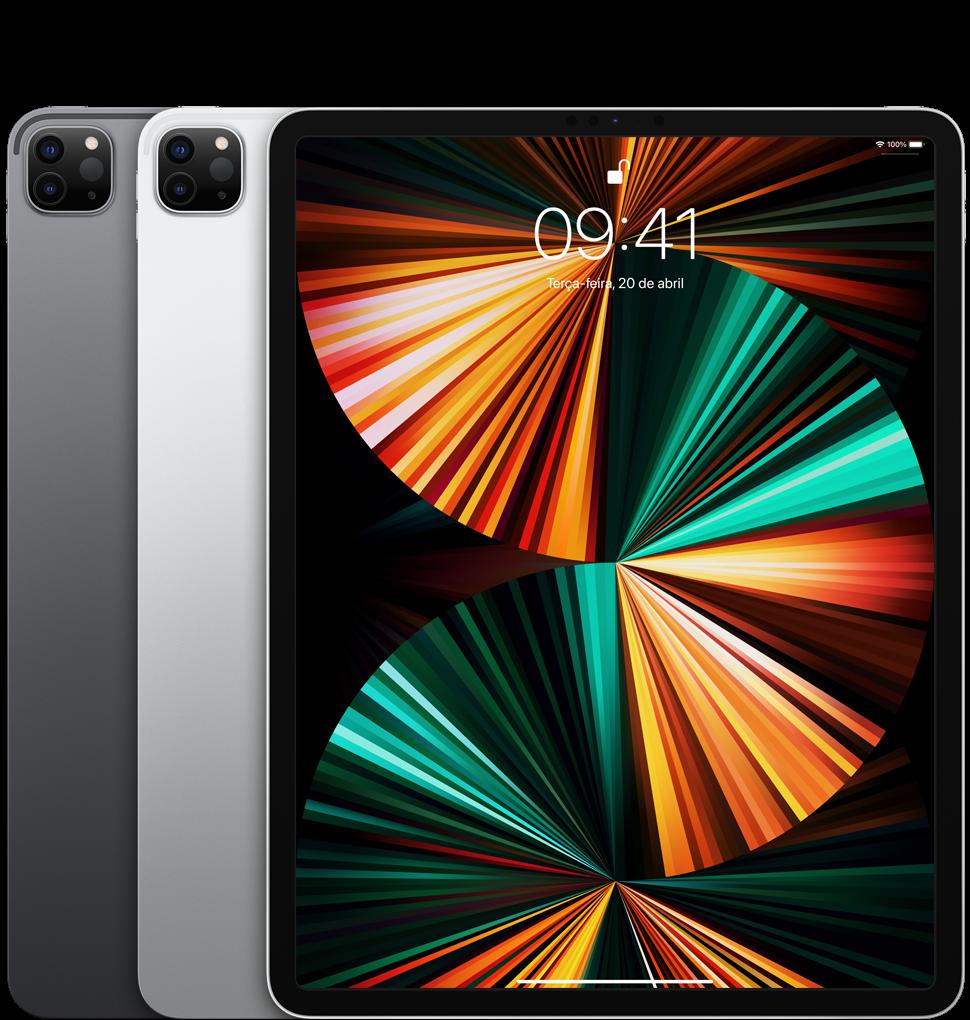 iPad Pro 2021 traz processador M1 e tela Liquid Retina XDR ...