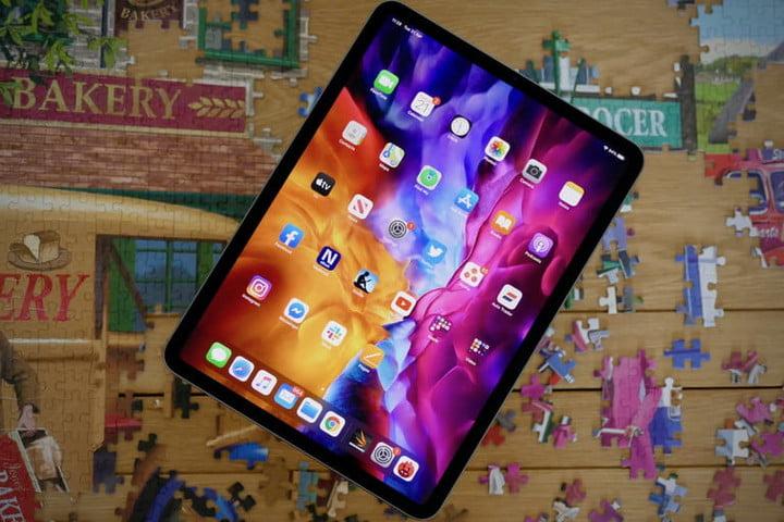iPad Pro 11-Inch (2021) vs. iPad Pro 11-Inch (2020 ...