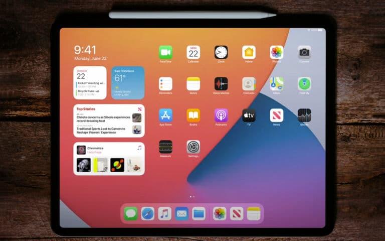 iPad Pro 2021 : Apple lancerait la première tablette avec ...