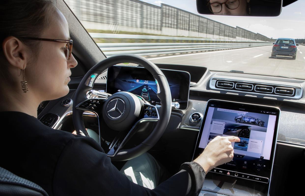 Neue Mercedes S-Klasse 2021 | Neuvorstellung | Foto 6 von ...