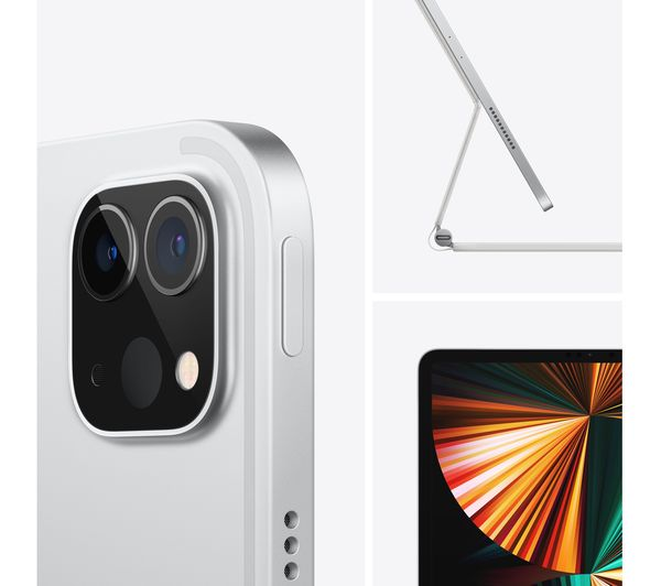 "Buy APPLE 12.9"" iPad Pro (2021) - 128 GB, Space Grey ..."