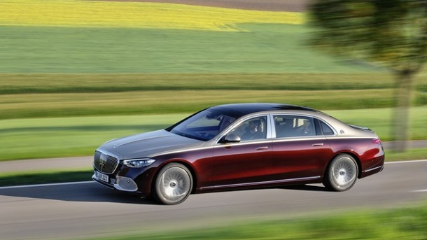 Spitzenmodell: Maybach-Version der S-Klasse kommt 2021 ...