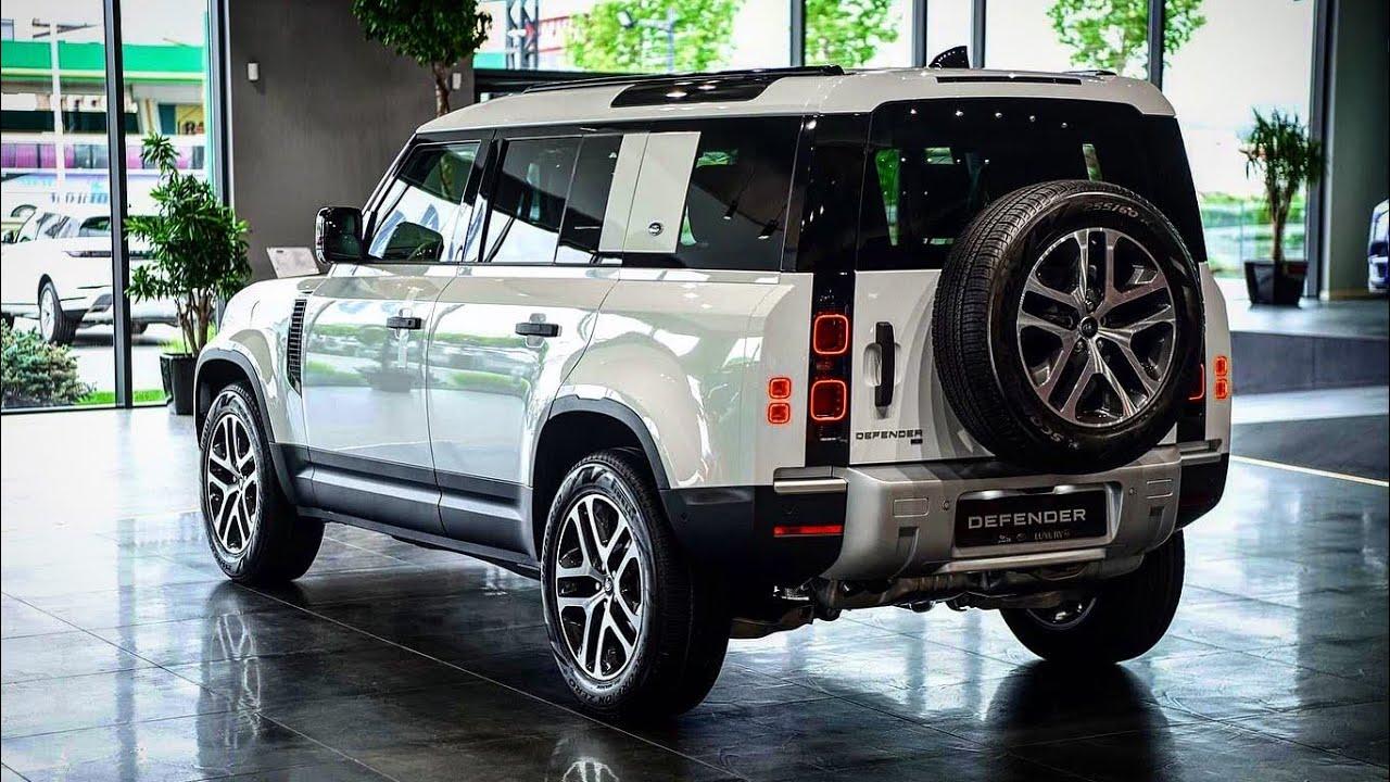 All-New 2021 Land Rover Defender Review Interior Exterior ...