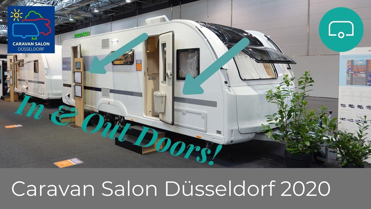 NEW 2021 Adria Adora Caravan - Caravan Salon Düsseldorf ...