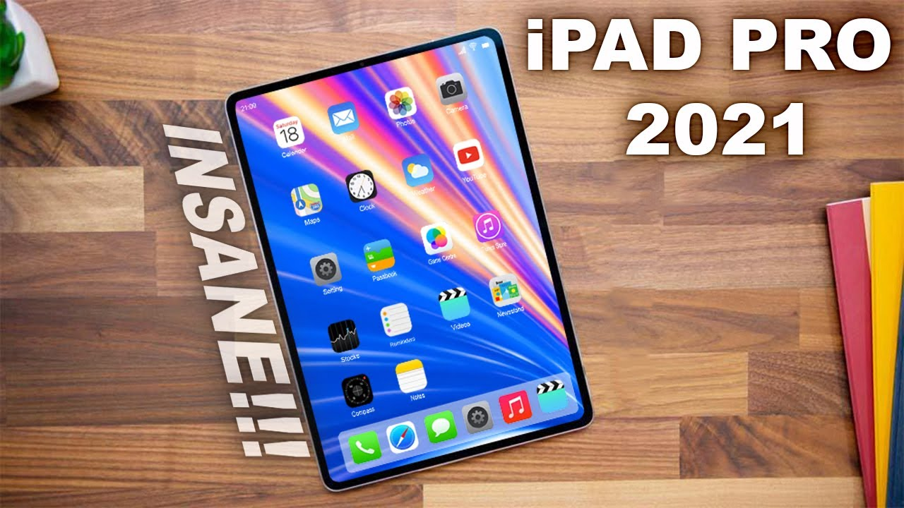 iPad PRO (2021) | iPad Pro 5 - FULL FEATURES REVIEW ...