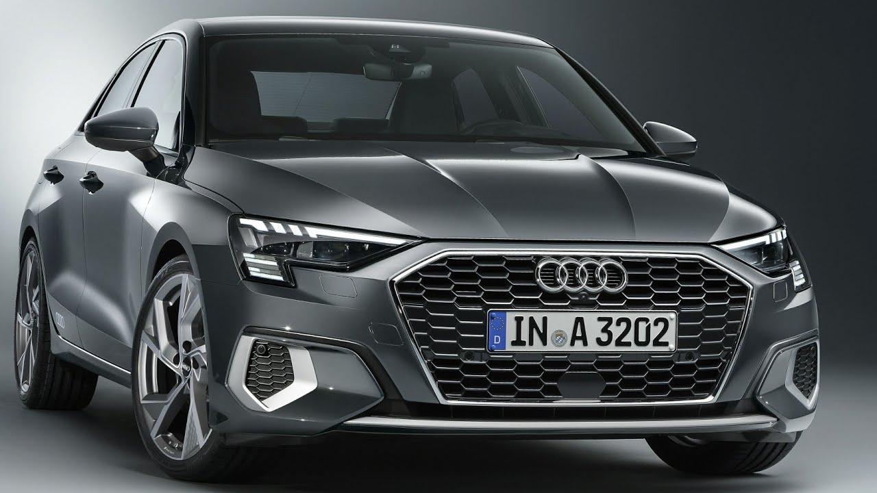 2021 Audi A3 Sedan - ALL NEW Audi A3 2021 - YouTube