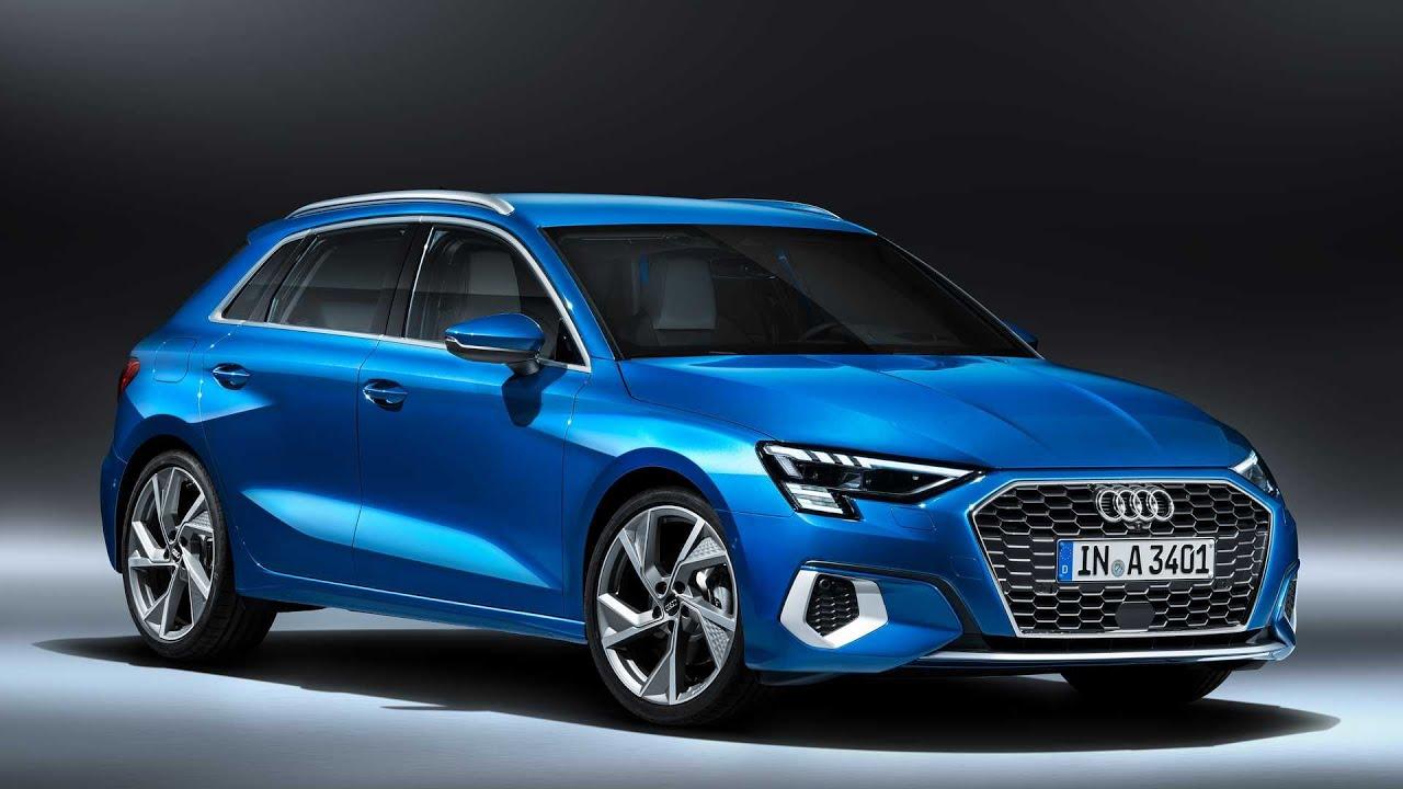 2021 Audi A3 Sportback - YouTube