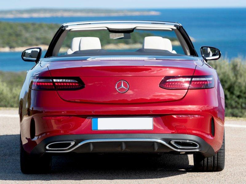 Mercedes-Benz Das neue E-Klasse Cabriolet Konfigurator und ...
