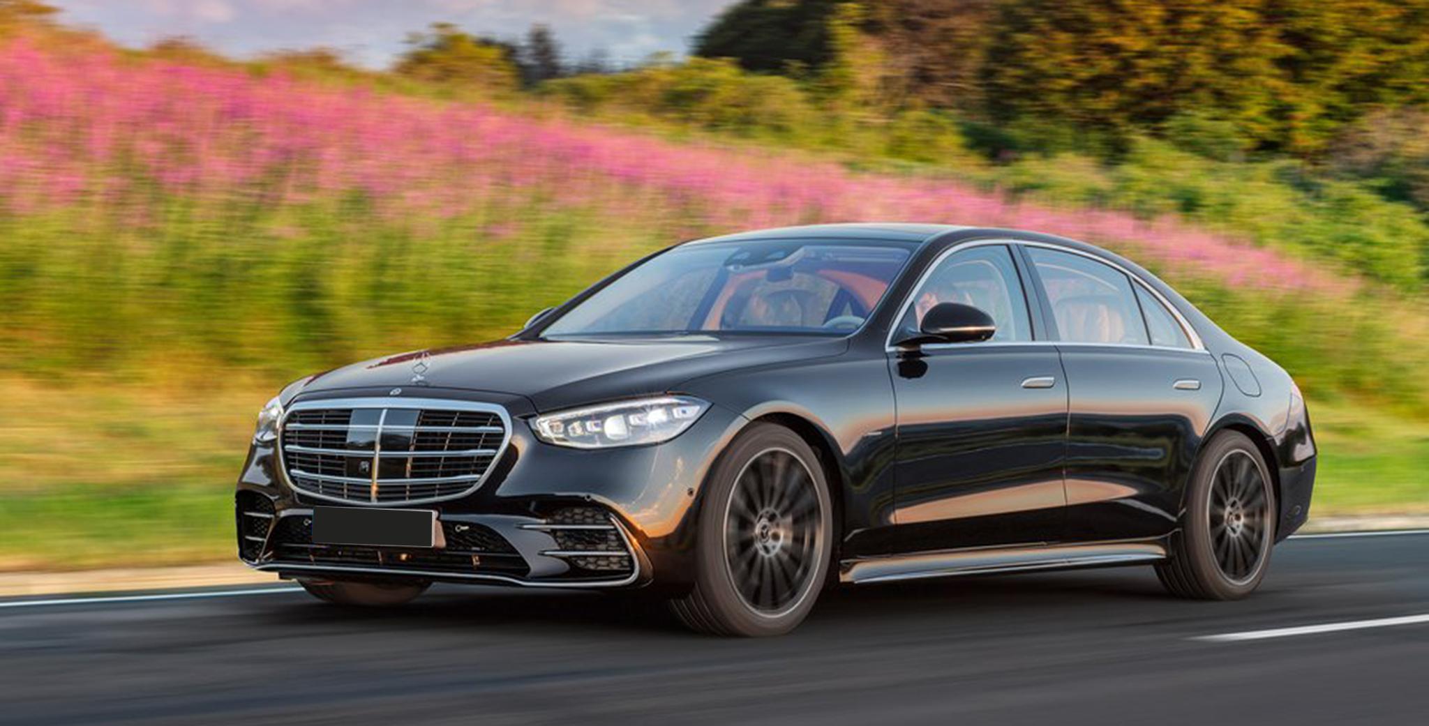 Mercedes-Benz S-Class 2021 chốt giá từ 110.000 USD - Tin ...
