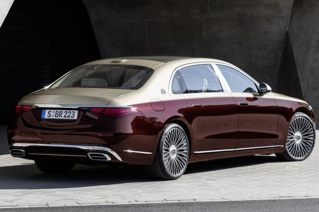 Mercedes-Maybach S-Klasse 2021 is pure luxe | MANNENSTYLE