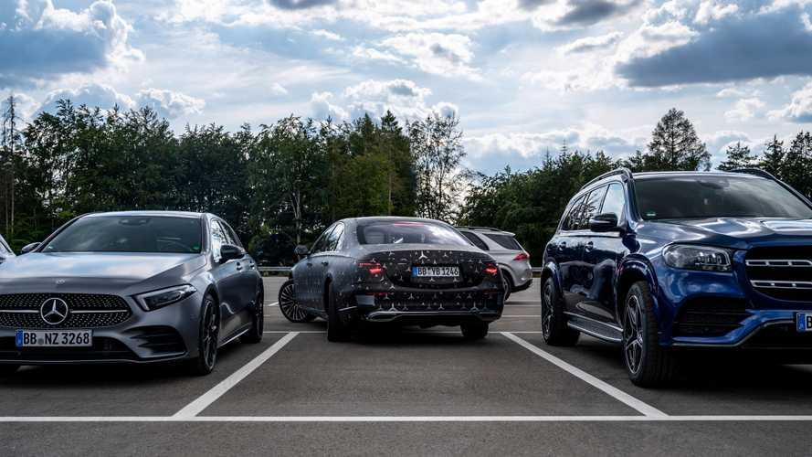 Mercedes S-Klasse (2021) : Airbags, direction d'essieu ...