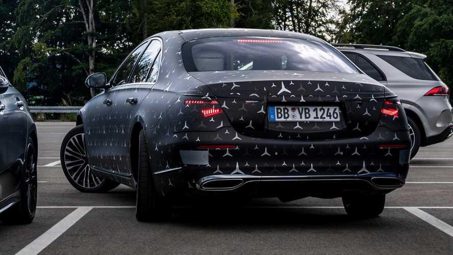 Mercedes S-Klasse (2021): Der Wendekreis der S-Klasse ...