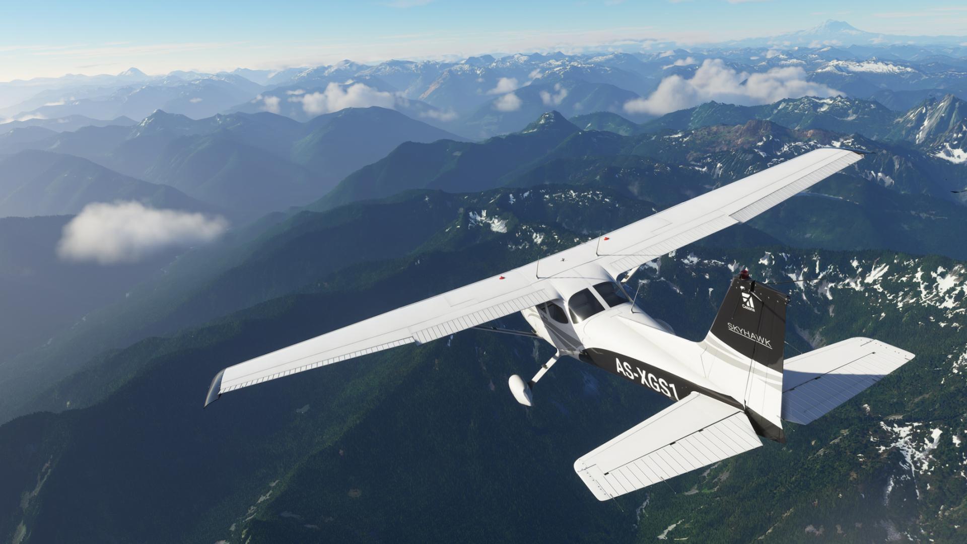Microsoft Flight Simulator Shows Off Beautiful Clouds ...