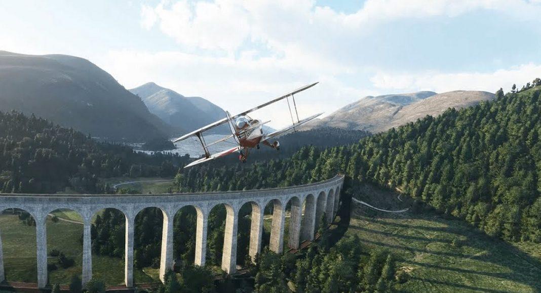 Microsoft Flight Simulator traz novos pontos famosos com ...