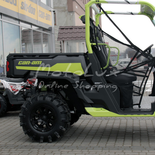 UTV BRP Can Am Defender Traxter Xmr HD10 Iron gray and ...