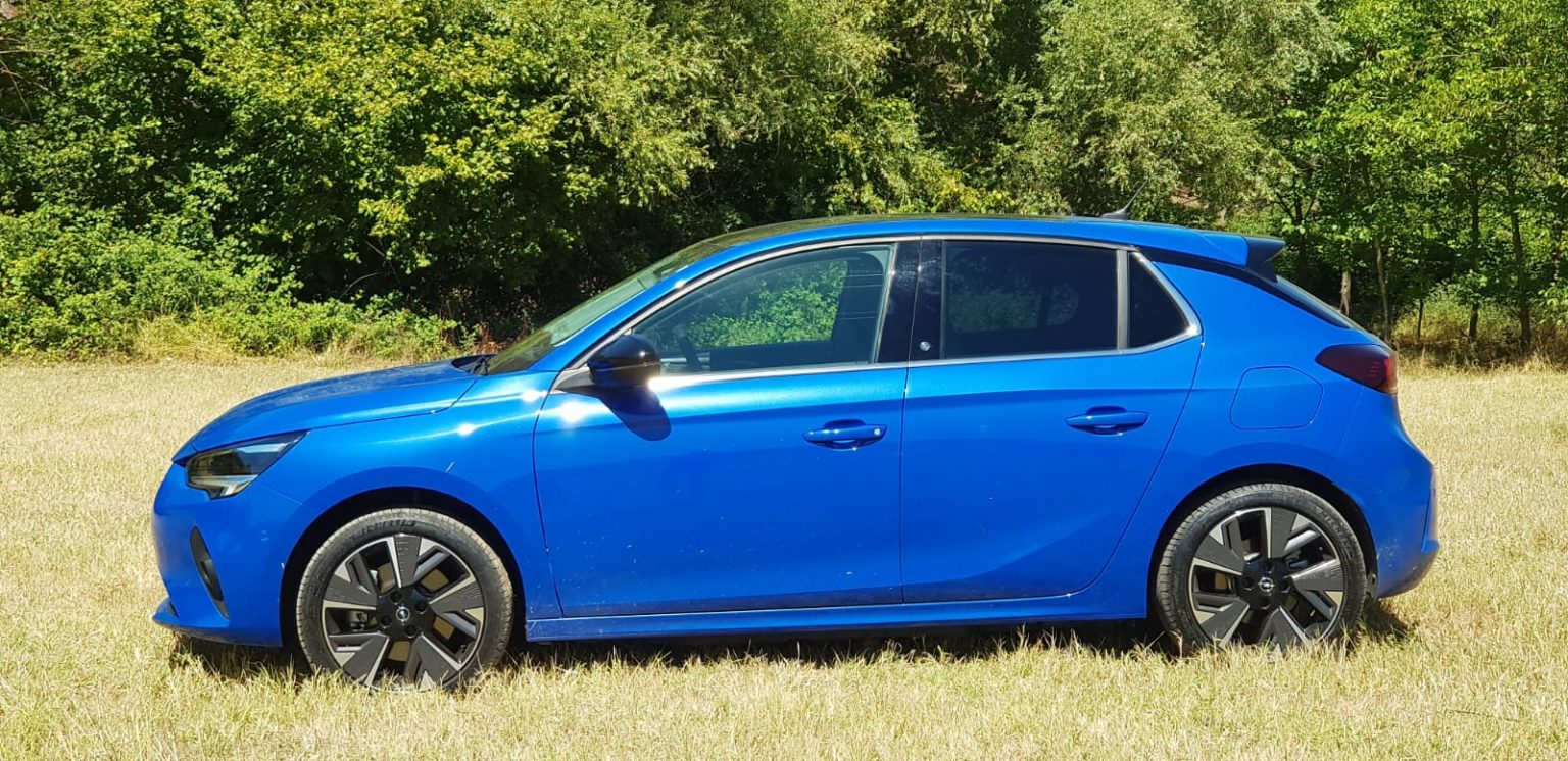 Opel Corsa-e 2021 - M3 Motorcube