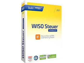 WISO Steuer-CDs: steuer:Sparbuch 2021 (für das Steuerjahr ...
